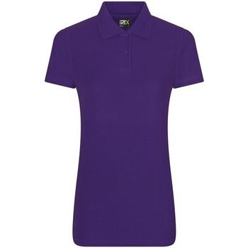 textil Dame T-shirts & poloer Pro Rtx  Purple