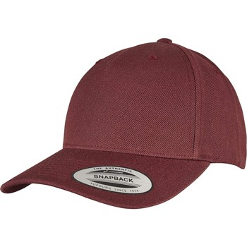 Accessories Kasketter Yupoong YP158 Maroon