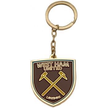 Accessories Nøgleringe West Ham United Fc  Brown