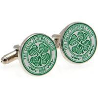 Ure & Smykker Herre Manchetknapper Celtic Fc  Green