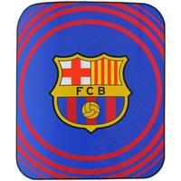 Indretning Tæppe Fc Barcelona TA3523 Blue/Red