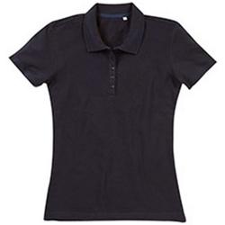 textil Dame T-shirts & poloer Stedman Stars  Black Opal