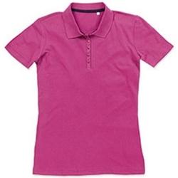 textil Dame T-shirts & poloer Stedman Stars  Cupcake Pink