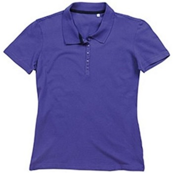 textil Dame T-shirts & poloer Stedman Stars  Deep Lilac
