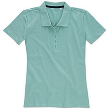 textil Dame T-shirts & poloer Stedman Stars  Frosted Blue