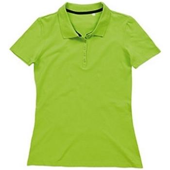 textil Dame T-shirts & poloer Stedman Stars  Green Flash
