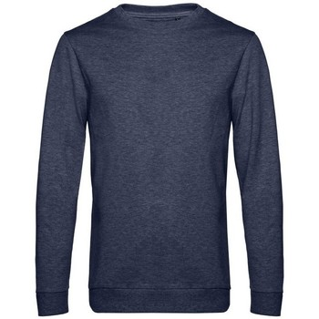 textil Herre Sweatshirts B&c WU01W Heather Navy