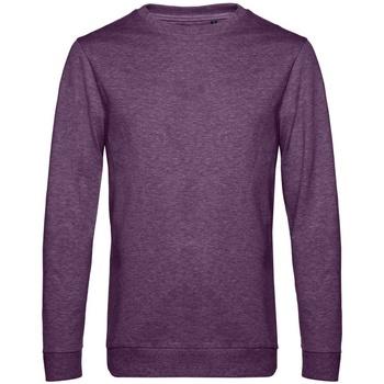 textil Herre Sweatshirts B&c WU01W Heather Purple