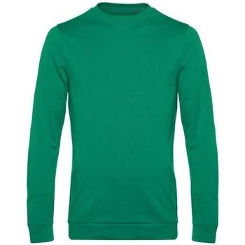 textil Herre Sweatshirts B&c WU01W Kelly Green