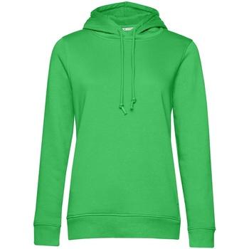 textil Dame Sweatshirts B&c WW34B Apple Green