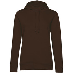 textil Dame Sweatshirts B&c WW34B Coffee
