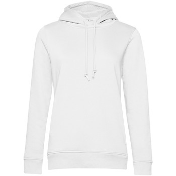 textil Dame Sweatshirts B&c WW34B White