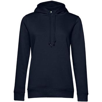 textil Dame Sweatshirts B&c WW34B Navy