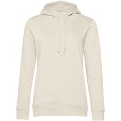 textil Dame Sweatshirts B&c WW34B Off White