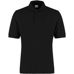textil Herre T-shirts & poloer Kustom Kit KK460 Black