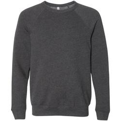 textil Sweatshirts Bella + Canvas CA3901 Dark Grey Heather