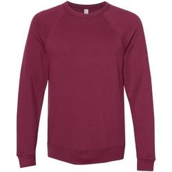textil Sweatshirts Bella + Canvas CA3901 Maroon