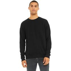textil Herre Sweatshirts Bella + Canvas CA3945 Black