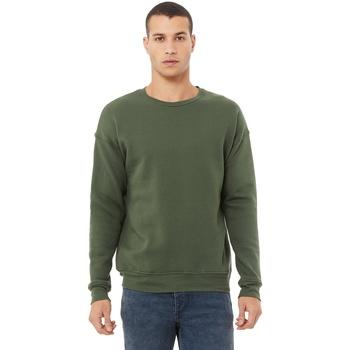 textil Herre Sweatshirts Bella + Canvas CA3945 Military Green