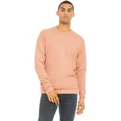 textil Sweatshirts Bella + Canvas CA3945 Peach