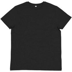 textil Herre T-shirts & poloer Mantis M01 Charcoal Grey Melange
