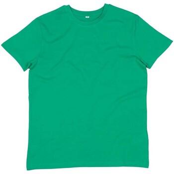 textil Herre T-shirts & poloer Mantis M01 Kelly Green
