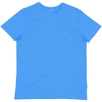 textil Herre T-shirts & poloer Mantis M01 Royal Blue