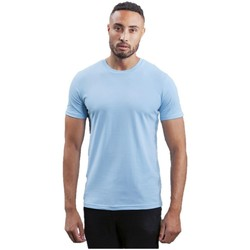textil Herre T-shirts & poloer Mantis M01 Sky Blue