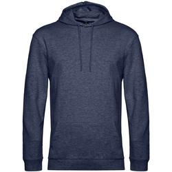 textil Herre Sweatshirts B&c WU03W Navy Heather