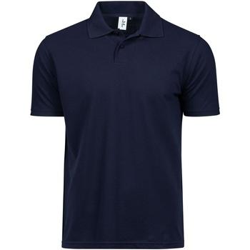 textil Herre T-shirts & poloer Tee Jays TJ1200 Navy Blue