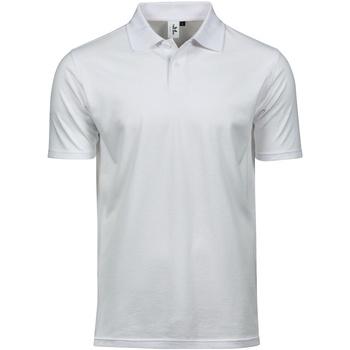 textil Herre T-shirts & poloer Tee Jays TJ1200 White