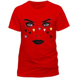 textil T-shirts & poloer Birds Of Prey  Red