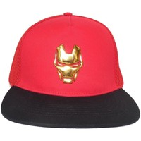 Accessories Kasketter Iron Man  Red/Black