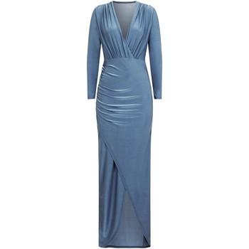 textil Dame Lange kjoler Girls On Film  Blue