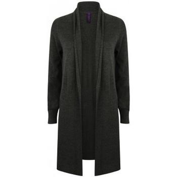 textil Dame Veste / Cardigans Henbury HB719 Navy