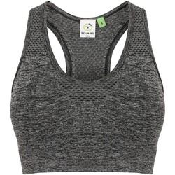 textil Dame Sports-BH Tombo TL696 Dark Grey Marl