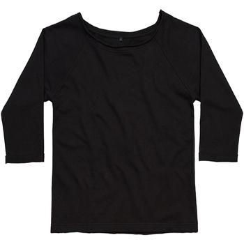 textil Dame Sweatshirts Mantis M128 Black