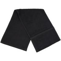 Indretning Håndklæde og badehandske Towel City PC3565 Black