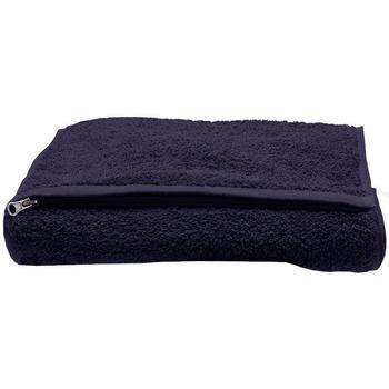 Indretning Håndklæde og badehandske Towel City PC3565 Navy