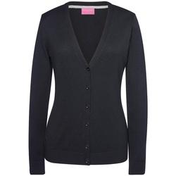 textil Dame Veste / Cardigans Brook Taverner BK554 Black