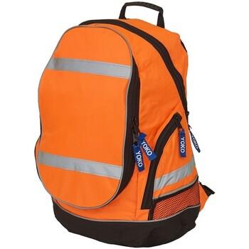 Tasker Rygsække  Yoko  Orange/Black