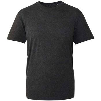 textil T-shirts m. korte ærmer Anthem AM10 Black