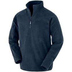 textil Herre Sweatshirts Result Genuine Recycled RS905 Navy