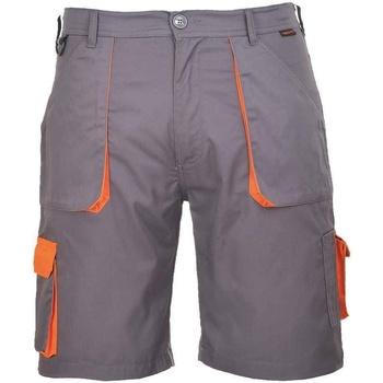 textil Herre Shorts Portwest  Grey
