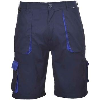 textil Herre Shorts Portwest  Navy
