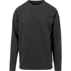 textil Herre Sweatshirts Build Your Brand BY075 Black