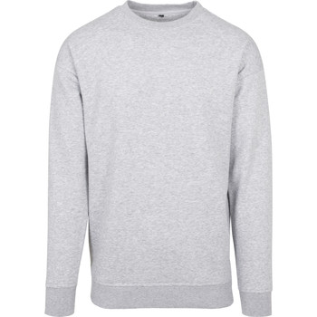 textil Herre Sweatshirts Build Your Brand BY075 Grey