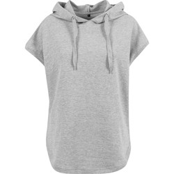 textil Dame Sweatshirts Build Your Brand BY034 Grey
