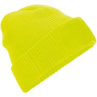 Accessories Herre Huer Beechfield BC440 Fluorescent Yellow