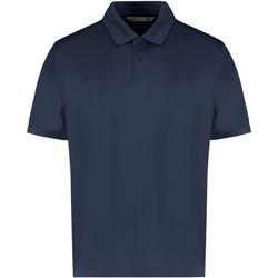 textil Herre Polo-t-shirts m. korte ærmer Kustom Kit KK444 Navy